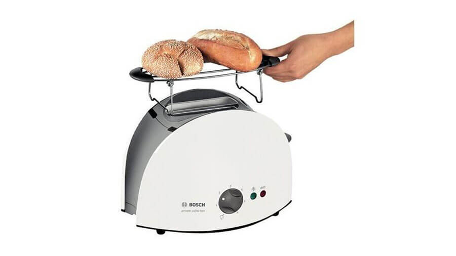 BOSCH PRIVATE COLLECTION TOASTER - TAT6101GB