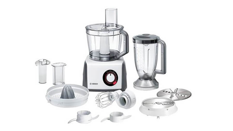 BOSCH STAINLESS STEEL FULL-SIZE FOOD PROCESSOR - MCM62020GB
