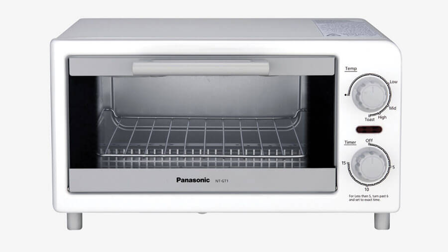PANASONIC 9 LITRE OVEN TOASTER - NT-GT1