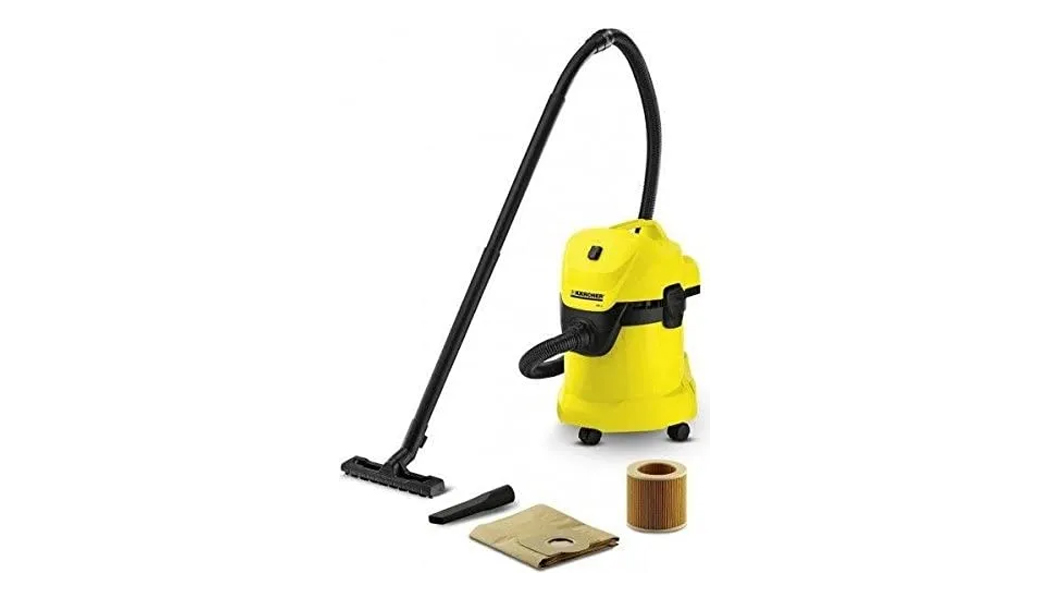 Karcher WD 3 Bagless Wet and Dry Multi-Purpose Vacuum Cleaner