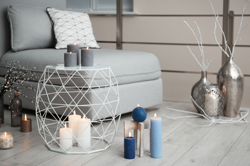 Caring for your candle holders