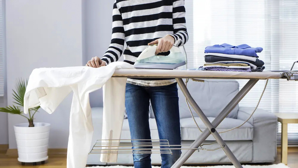Features to look for in the best ironing boards online