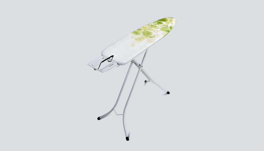 Brabantia Ironing Board 110 x 30 cm, for Steam Iron – Leaf Clover