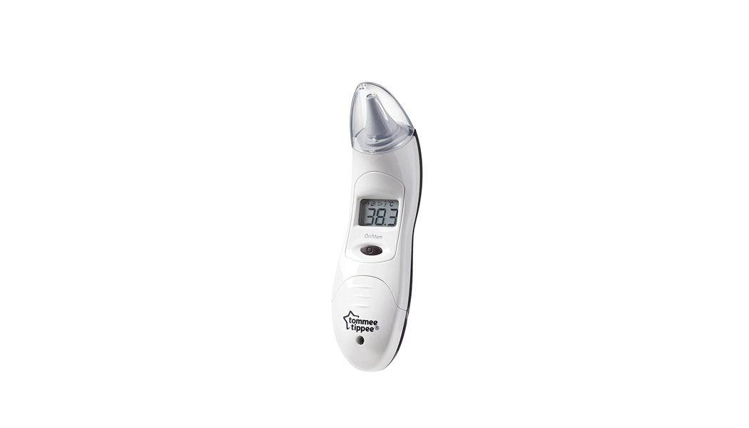 Tommee Tippee Digital Ear Thermometer (Pack of 1)